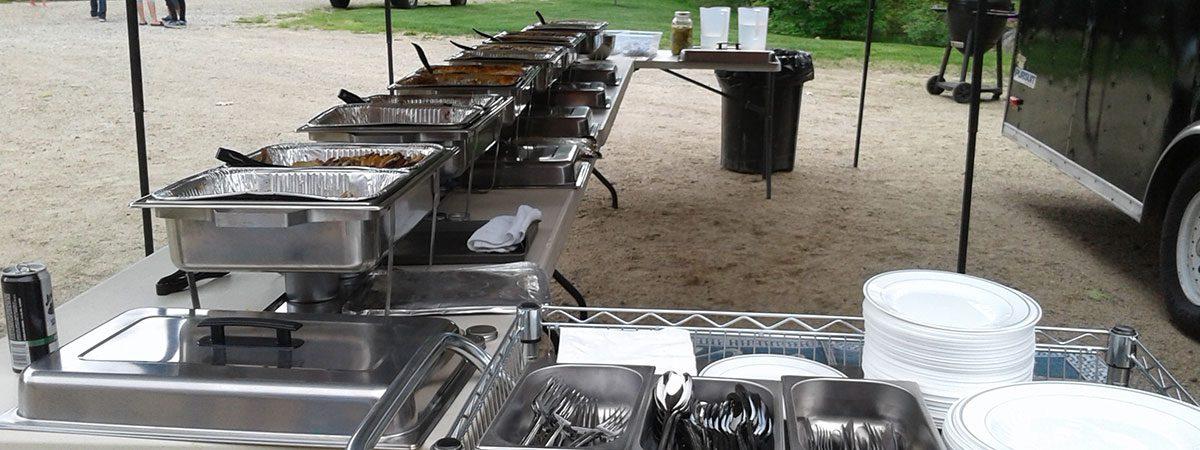Smokin Rednecks Catering Services