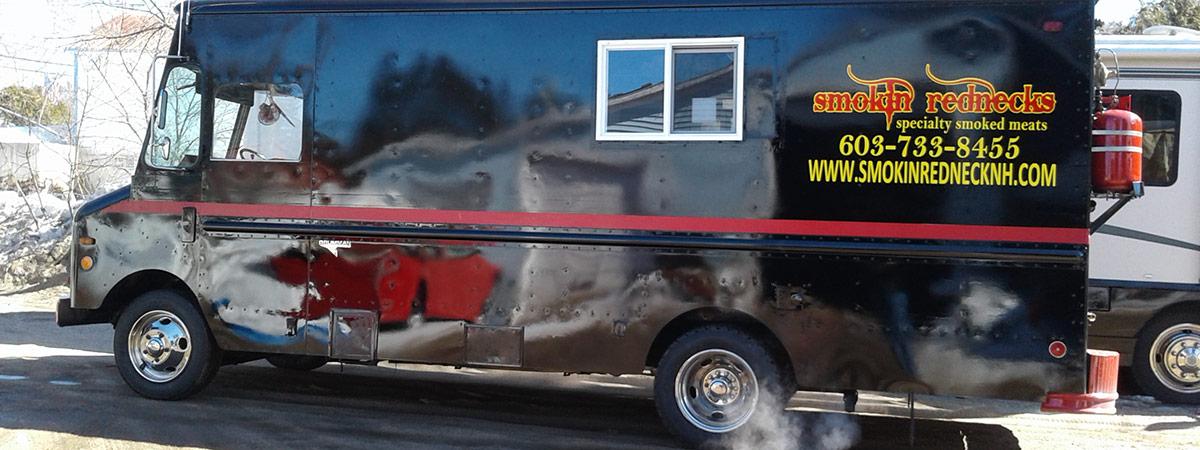 Smokin Rednecks Food Truck