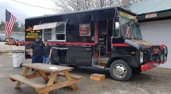 Smokin Rednecks Food Truck